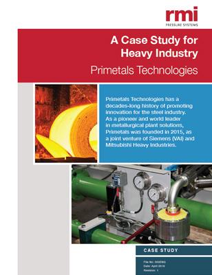 普锐特冶金技术公司(Primetals)案例研究