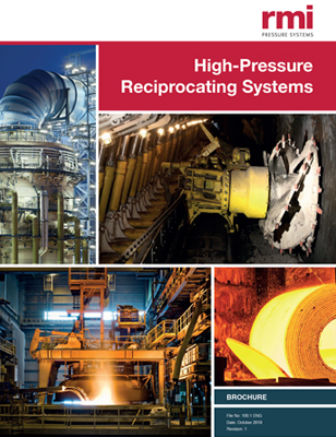 High Pressure Reciprocating Systems