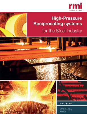 High Pressure Systems for Steel Industry