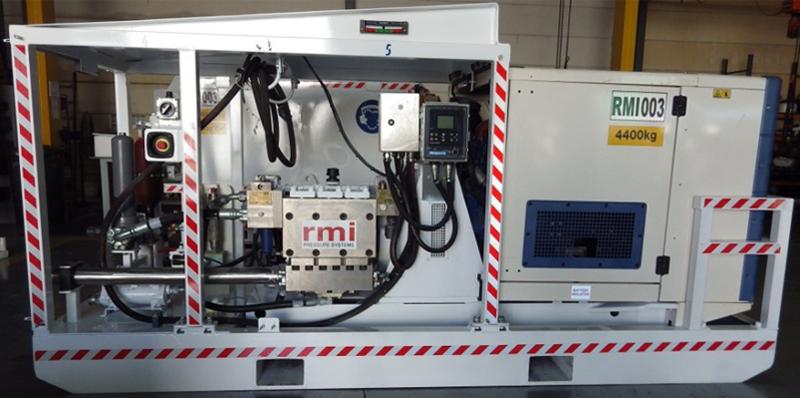 RMI Salvage Unit