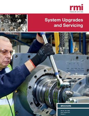 System Upgrades and Servicing Brochure